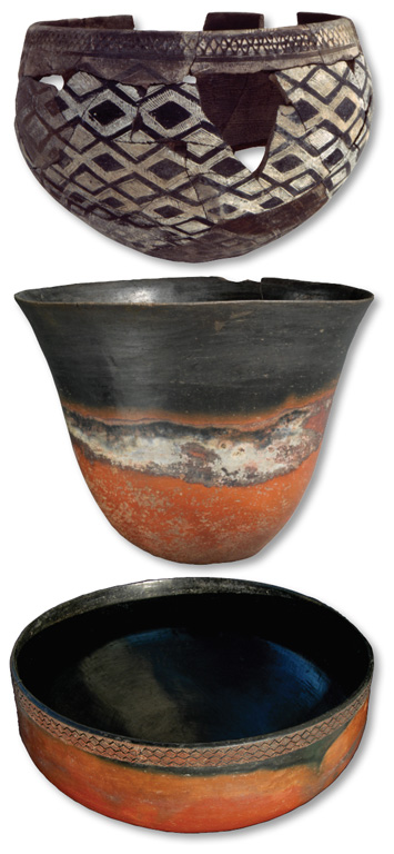 Kerma Ceramic Vessels Composite