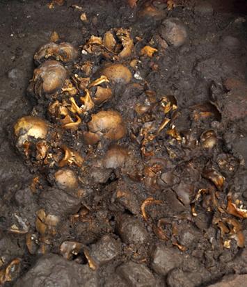 Aztec Ritual Burial - Archaeology Magazine