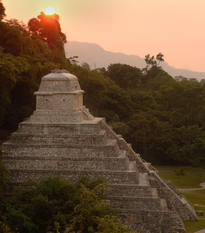 The Maya Sense of Time