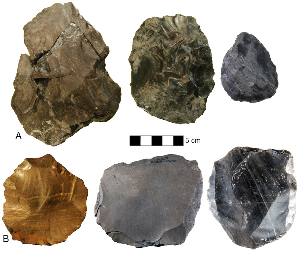 "evolution of man as a tool H habilis – which means ""handy man"" – was also the first early human to habitually create tools and use them to break bones and extract marrow this tool -making tradition, known as oldowan, lasted virtually unchanged for a million years oldowan tools were made by breaking an angular rock with a."