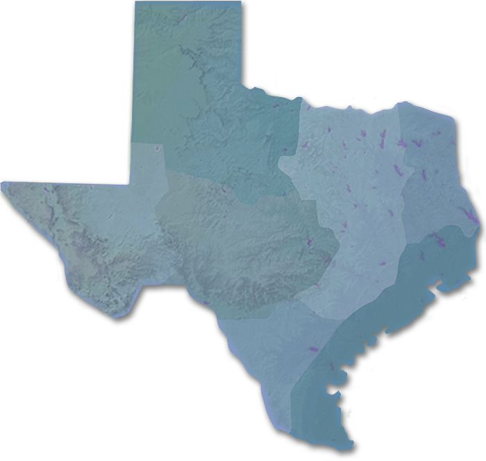 Archaeology Magazine Interactive Map Texas Courtesy Of Texas - Texasmap